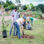 Con 3 mil árboles reforestarán 57 puntos de la ciudad