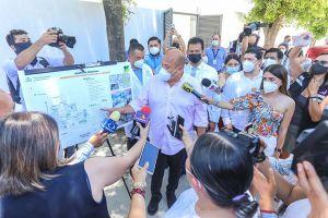 En 88 % avanzan trabajos de renovación del Hospital Regional de Puerto Vallarta