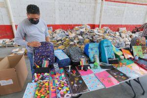 Entregarán mochilas y útiles escolares a más de 51 mil estudiantes